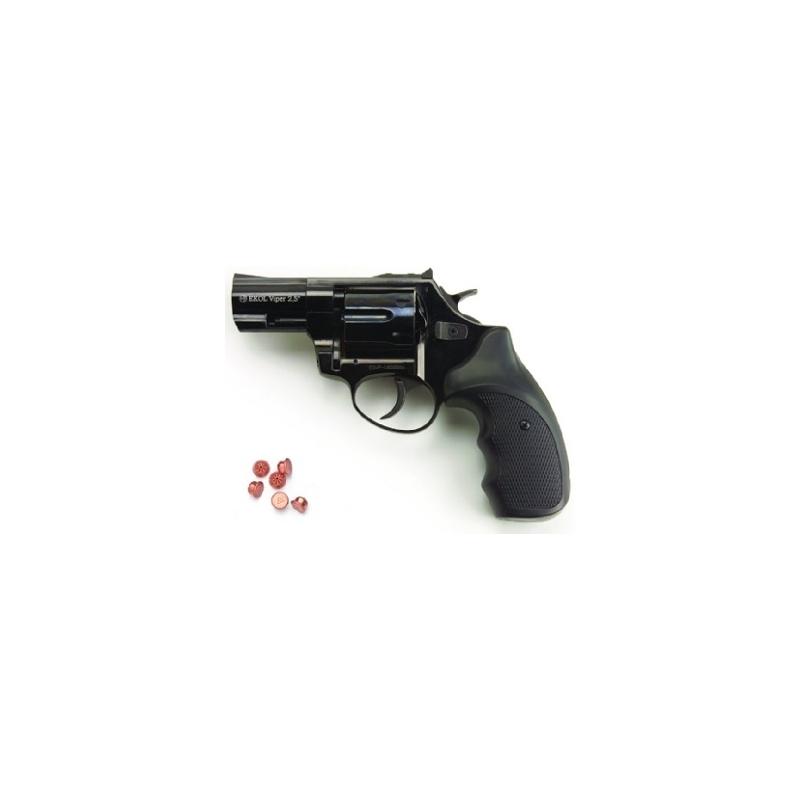 Ekol Viper 9mm Blank Firing Revolver 2 5